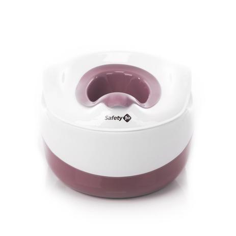 Troninho Flex Potty 3 em 1 Rosa Safety First