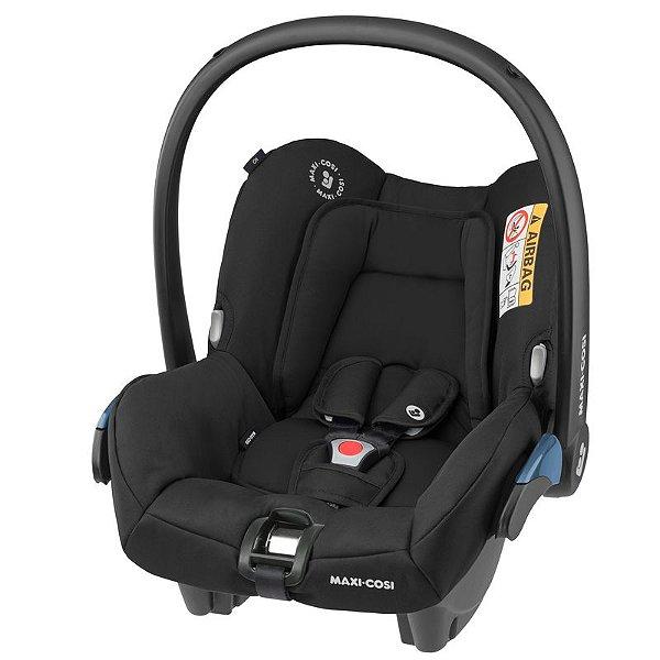 Bebê conforto Citi Maxi Cosi com base - Essential Black