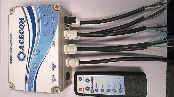 Central Controladora de Refletores Led para Piscinas - AC 4000