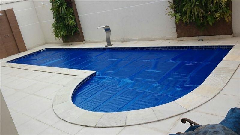 Capa térmica para piscinas-  metro