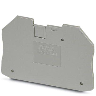 D-RT 3/5 TAMPA TERMINAL PARA BORNE CONECTOR DE PASSAGEM 3049097 PHOENIX CONTACT