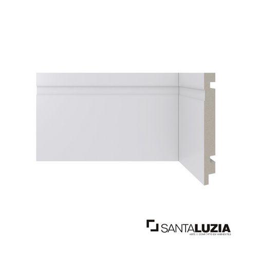 Rodapé Santa Luzia 480 - 15 cm - linha moderna