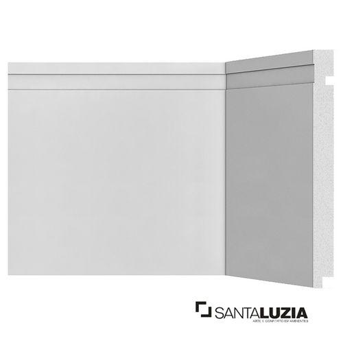 Rodapé Santa Luzia 505 - 20 cm - linha moderna