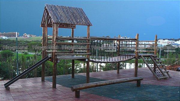 Mini Centro de atividades / Instalado no condomínio Alphaville Nova Esplanada 1