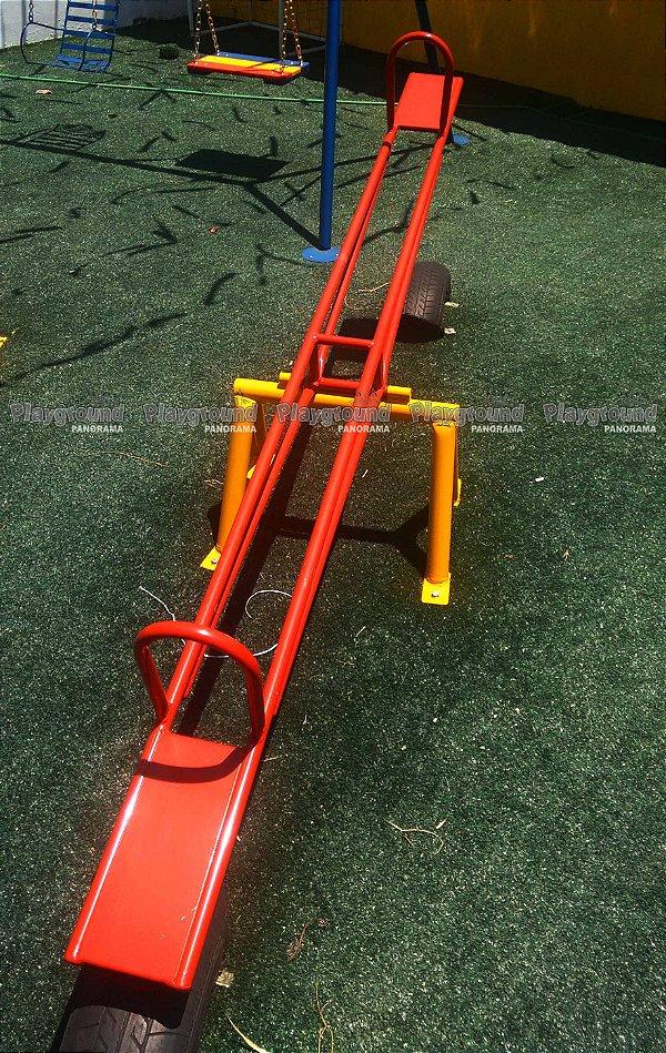 Brinquedo para playground modelo gangorra com 1 prancha