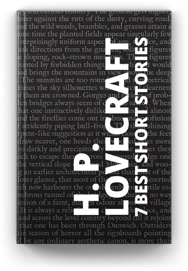 7 best short stories by H. P. Lovecraft