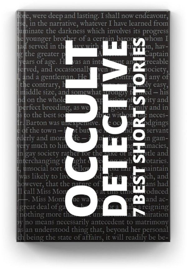 7 best short stories - Occult detective