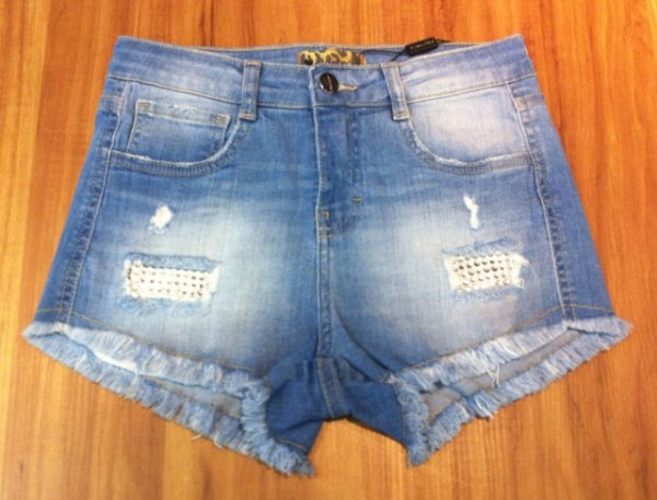 Shorts jeans Perfumaria
