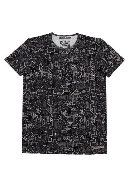 CAMISETA ESTAMPADA COLCCI FUN