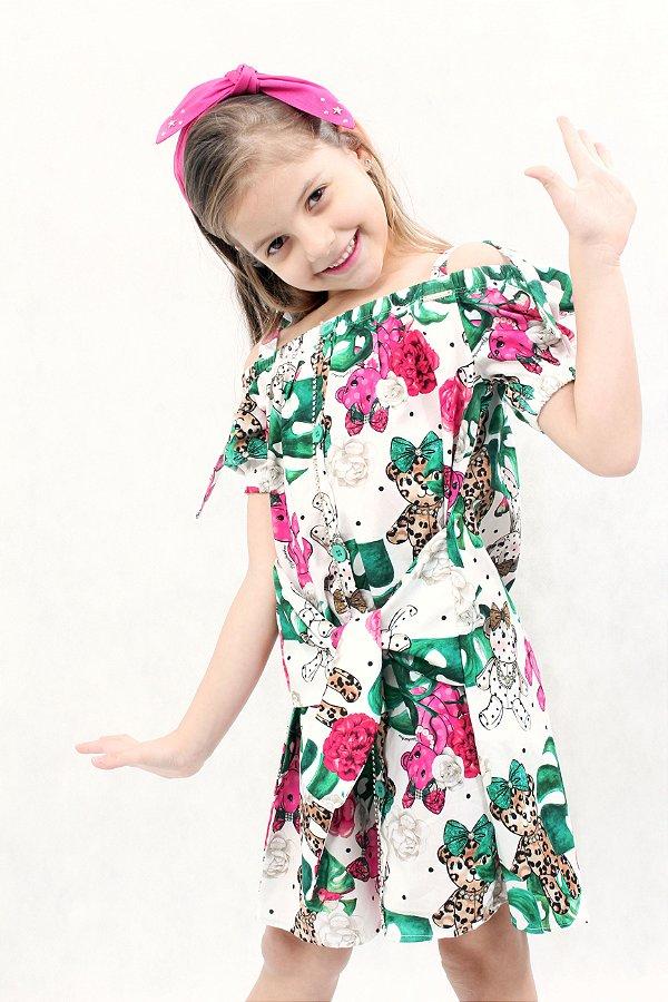 Vestido Pituchinhus