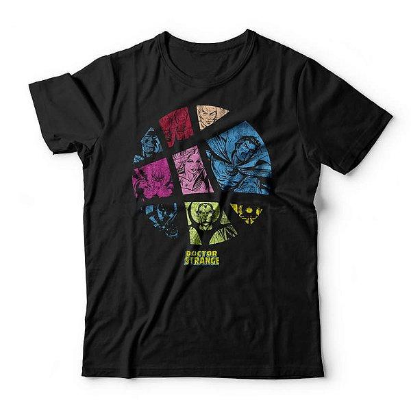 Camiseta Doutor Estranho Vilões