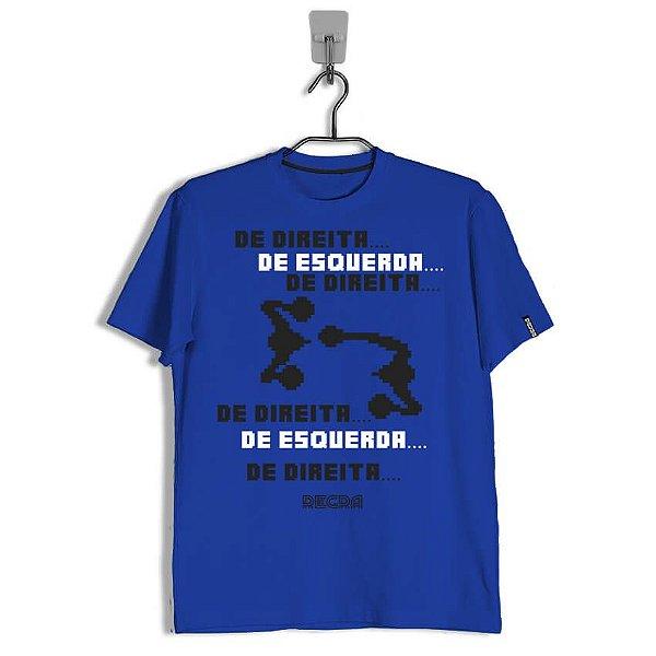 Camiseta Regra Direita Esquerda