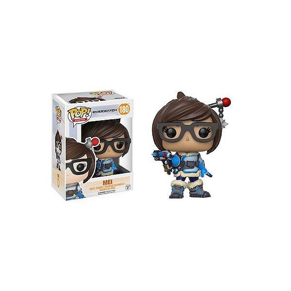 Mei - Overwatch - Pop! Funko