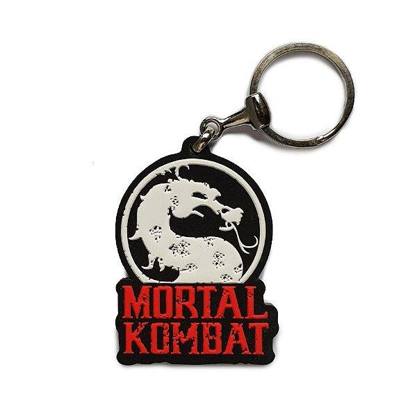 Chaveiro Cute Mortal Kombat
