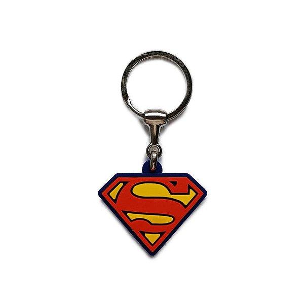 Chaveiro Cute Logo Superman