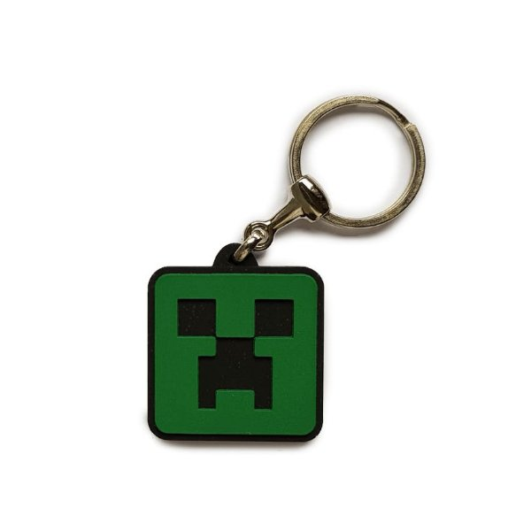 Chaveiro Cute Minecraft