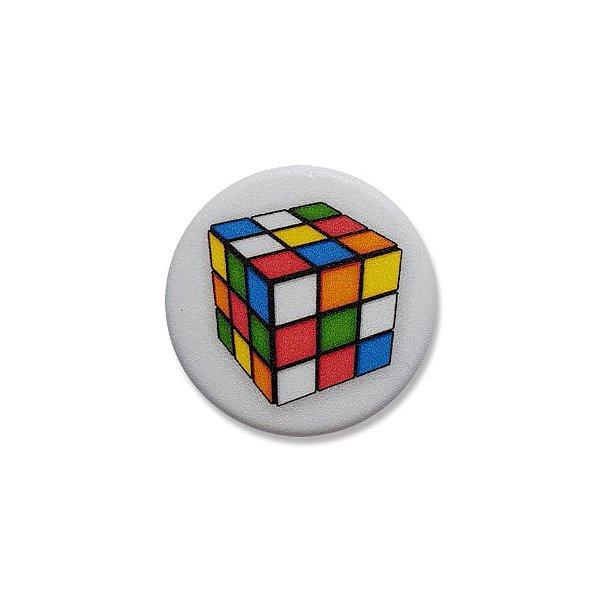 Botton Cubo Mágico