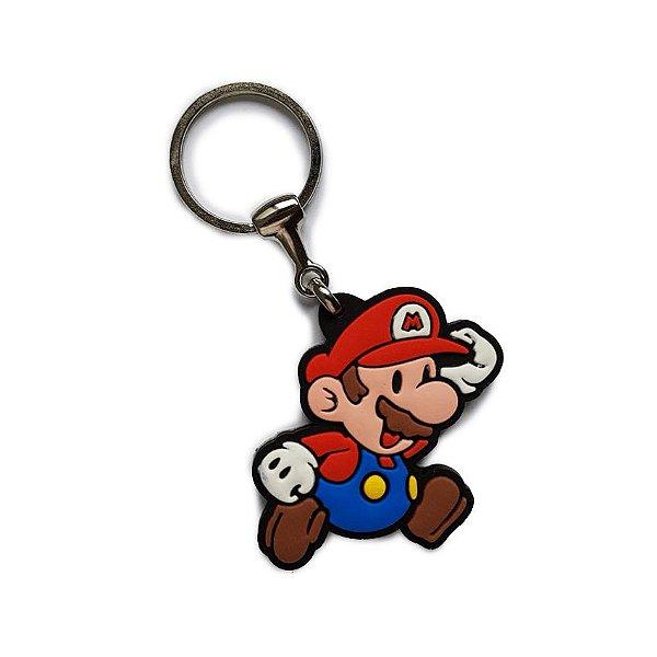 Chaveiro Cute Super Mario Bros