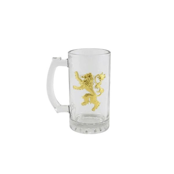 Caneca Game Of Thrones Lannister Logo