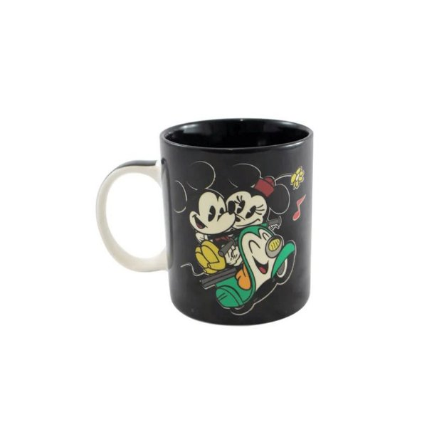 Caneca Mágica Disney Mickey e Minnie