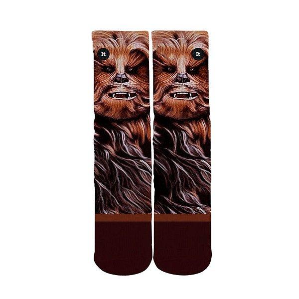 Meia ItSox Chewbacca