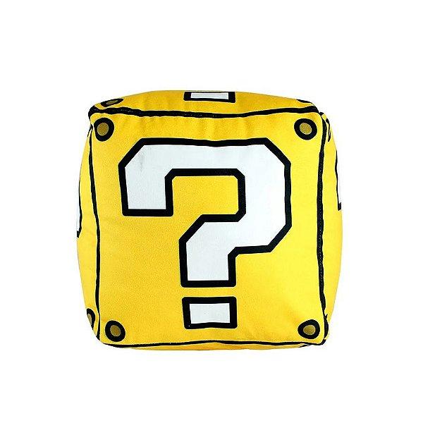 Almofada Cubo Super Mario