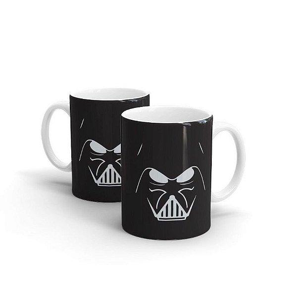 Caneca Darth Vader Face