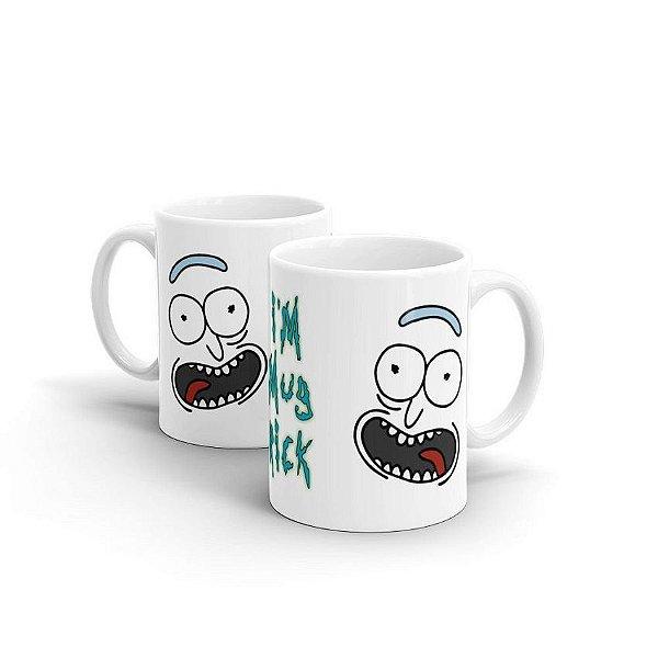 Caneca Rick And Morty Mug Rick