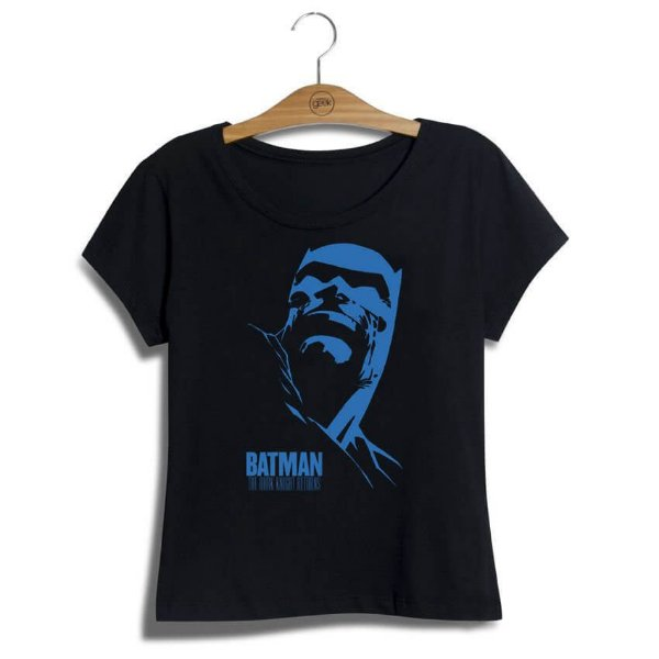 Camiseta Feminina Batman The Dark Knight Returns
