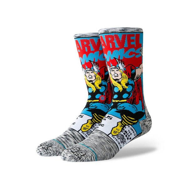 Meia Stance Marvel Thor Comic