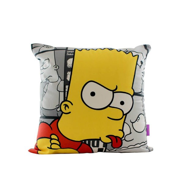 Almofada Simpsons Bart Careta