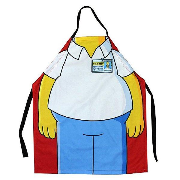 Avental Homer Simpson