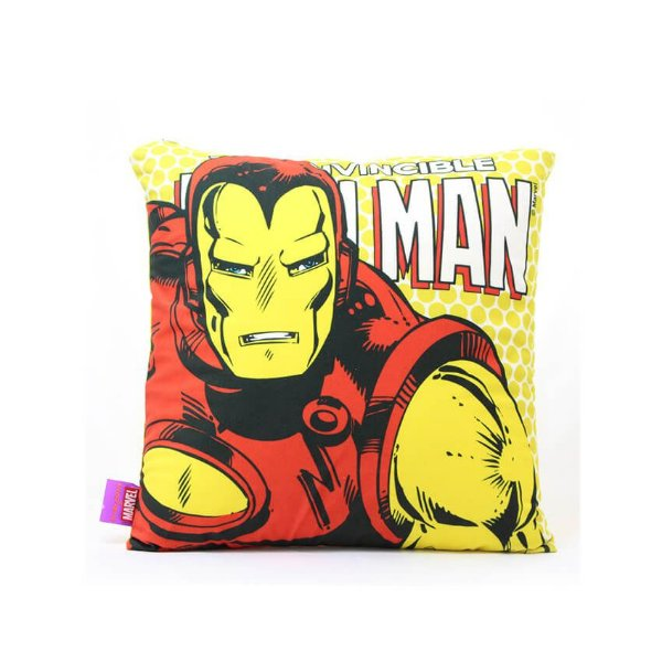 Almofada Iron Man Pop Art
