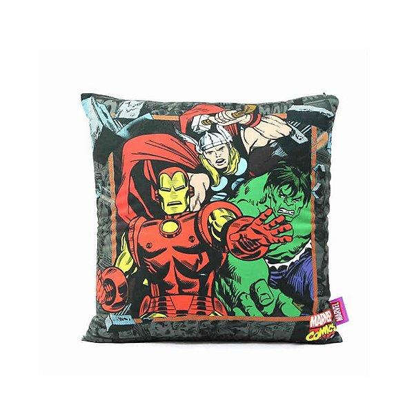 Almofada Vingadores Heróis dos Quadrinhos