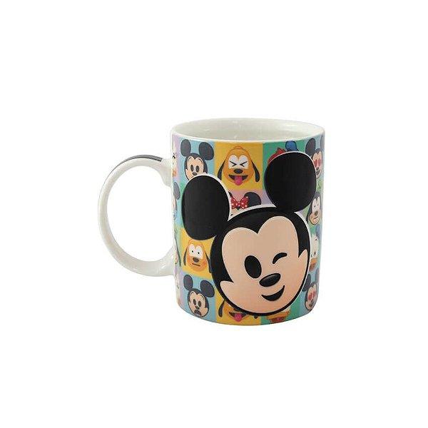 Caneca Mágica Disney Mickey Emoji
