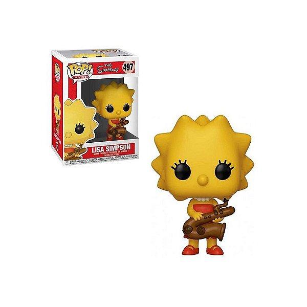Lisa Simpson - The Simpsons - Pop! Funko