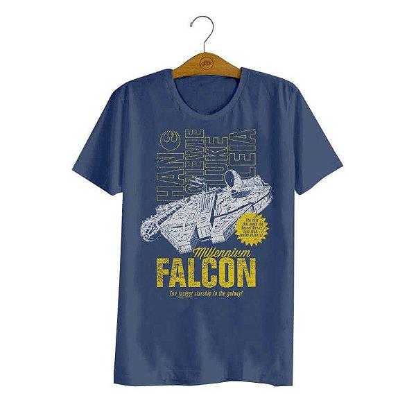 Camiseta Millennium Falcon Twelve Parsecs