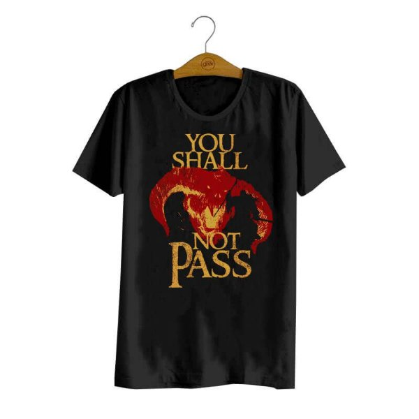 Pré-Venda - Camiseta You Shall Not Pass