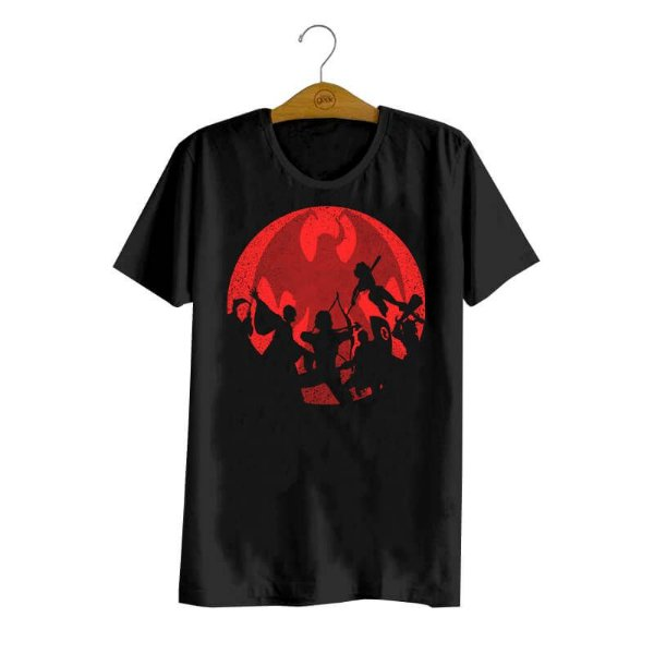 Camiseta Dungeons & Dragons