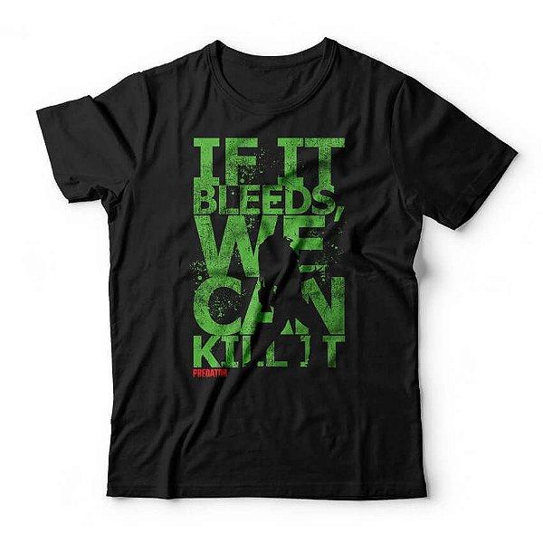 Camiseta O Predador