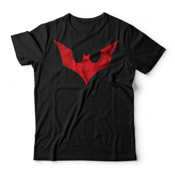 Camiseta Batman do Futuro