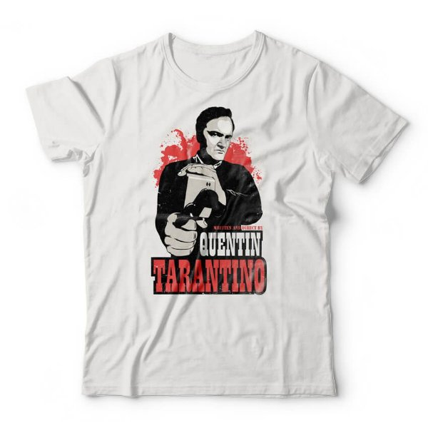 Camiseta Direct By Quentin Tarantino