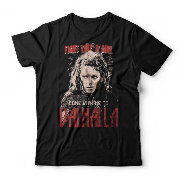 Camiseta Vikings Lagertha