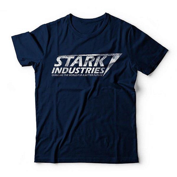 Camiseta Stark Industries Logo