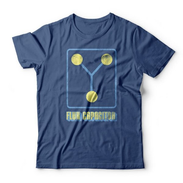 Camiseta Flux Capacitor