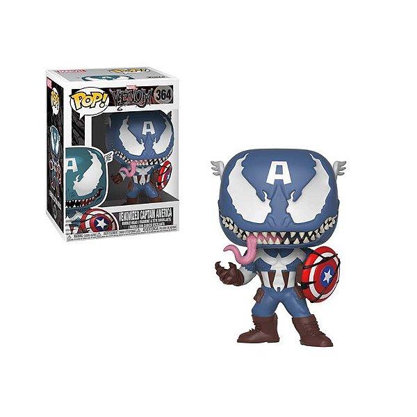 Venomized Captain America - Venom - Pop! Funko