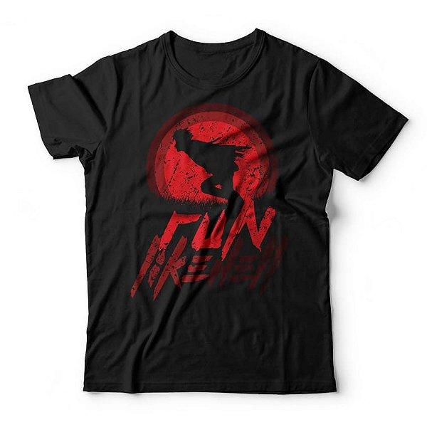 Camiseta Naruto Run