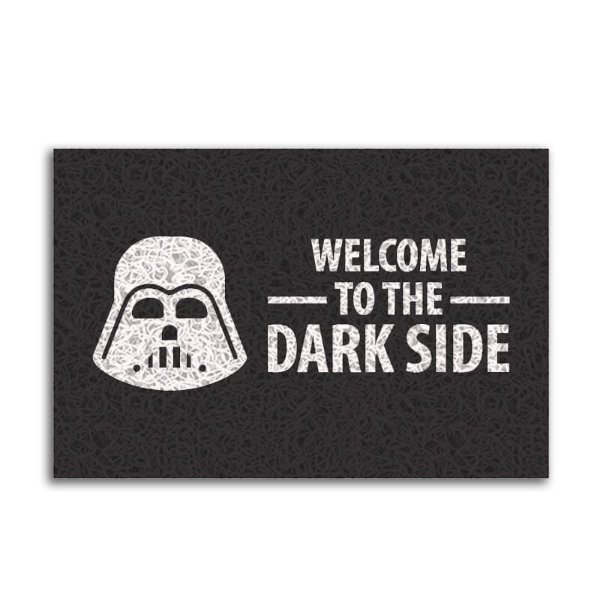 Capacho Vinil Darth Vader Dark Side