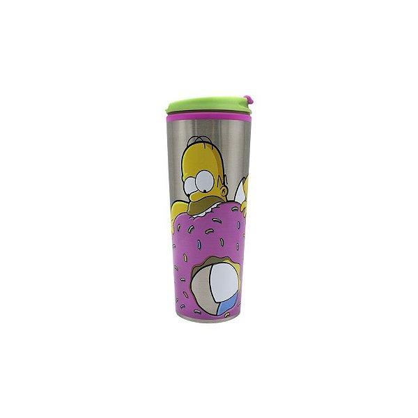 Copo Para Viagem Simpsons Rosquinha