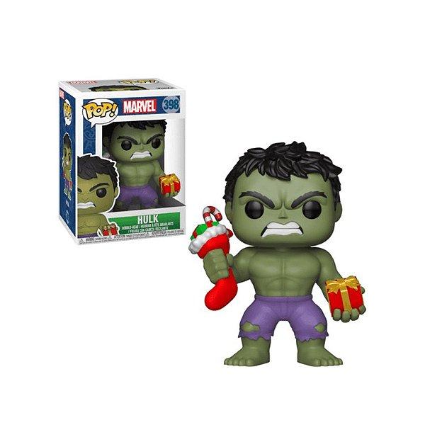 Hulk Holiday - Marvel - Pop! Funko
